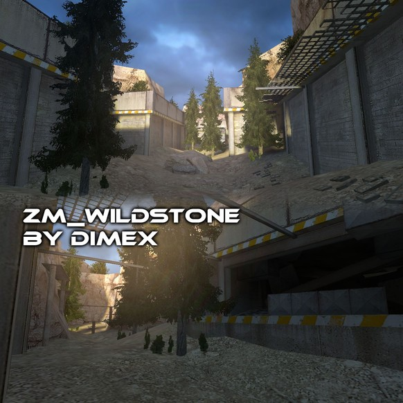 «zm_wildstone» для CS 1.6