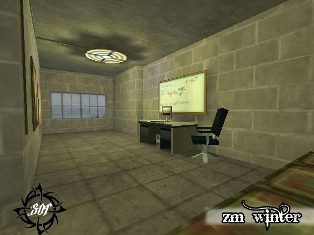 «zm_winter» для CS 1.6