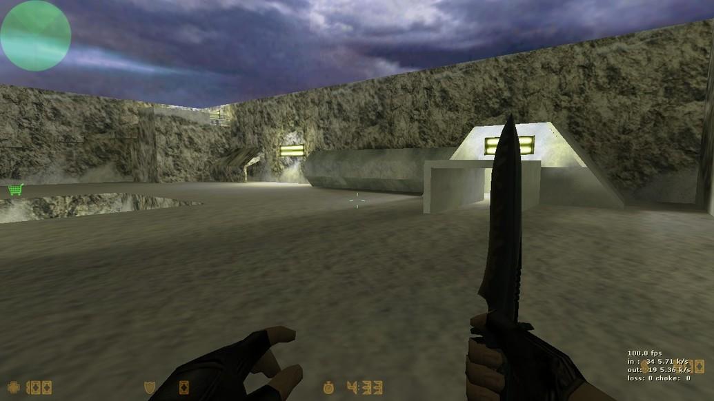 «zm_winter_invasion» для CS 1.6
