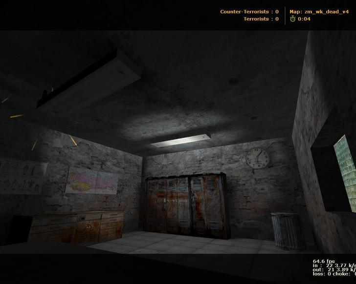 «zm_wk_dead_v5» для CS 1.6