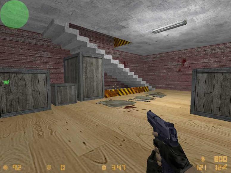 «zm_zombattack_new» для CS 1.6