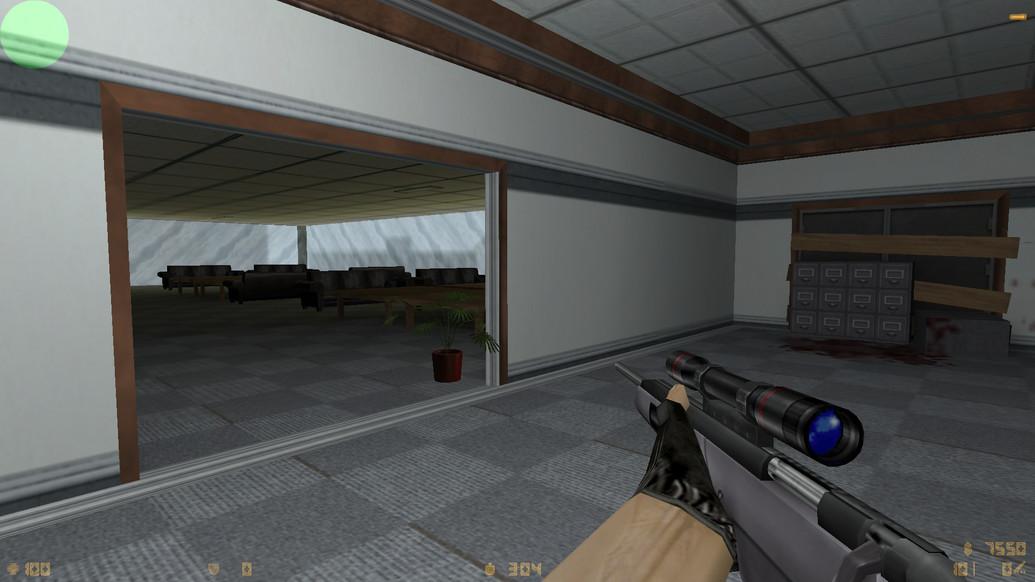 «zm_zombie_office» для CS 1.6
