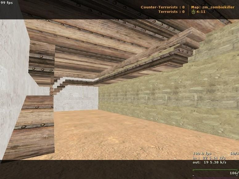 «zm_zombiekiller» для CS 1.6