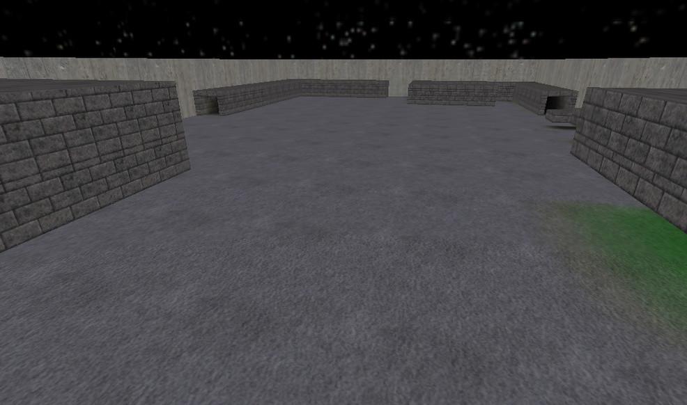 «Zombie Mod map - zm_croatia» для CS 1.6