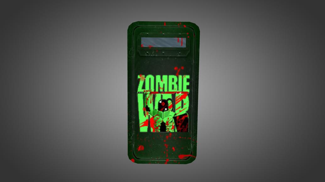 «Zombie War Shield» для CS 1.6
