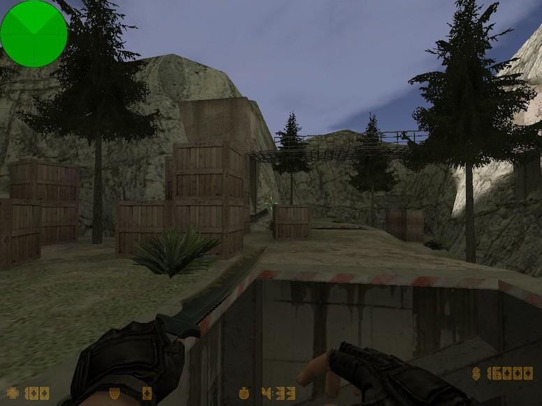 «zp_bunker_beta» для CS 1.6