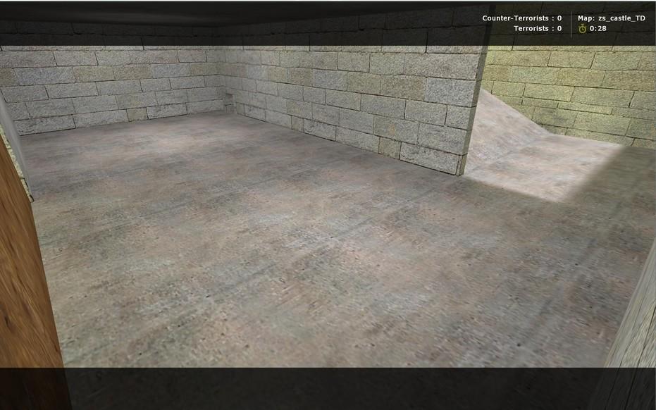 «zs_castle_TD» для CS 1.6