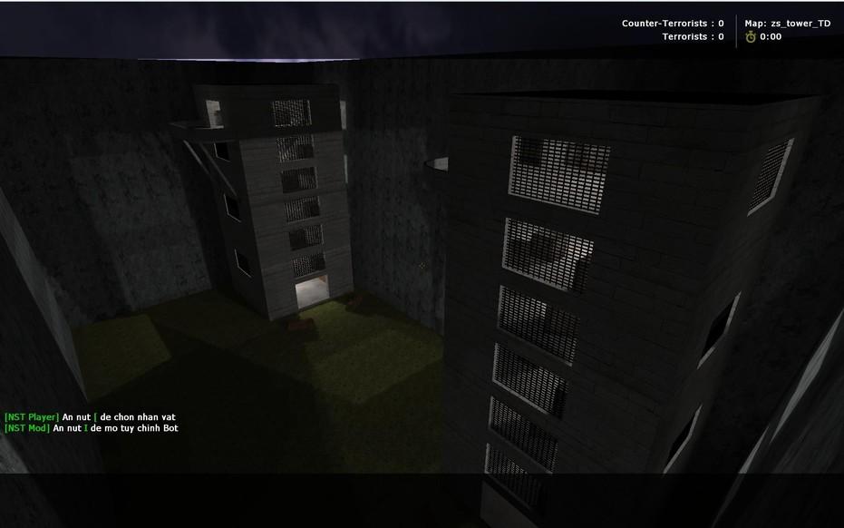 «zs_tower_TD» для CS 1.6