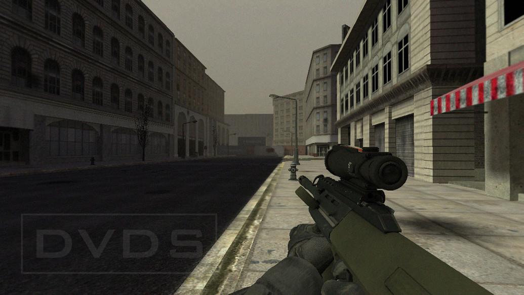 «zs_zombie_city» для CS 1.6