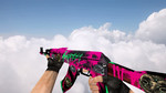 Превью 1 – AK-47 Neon Revolution w/ stickers