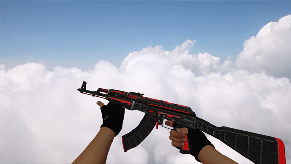 AK-47 Dark Lord