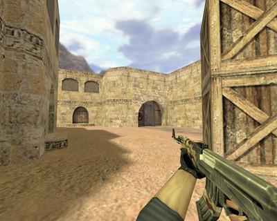 АК-47 Пустынный камуфляж