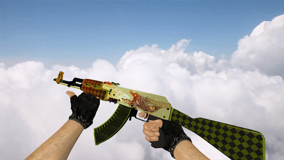 AK-47 Dragon Lore