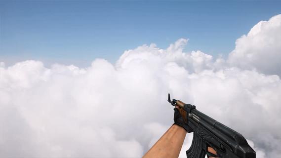 AK-47 HD Retexture