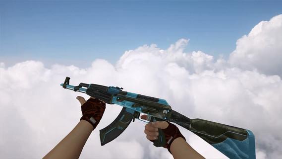 AK-47 Luanmat Blue