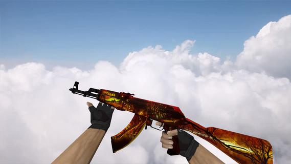 AK-47 Lycanthrope