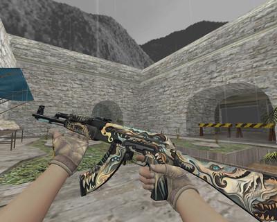 АК-47 «Фантомный вредитель» (Phantom Disruptor)