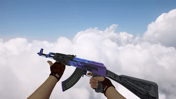 AK-47 Road Hog Purple
