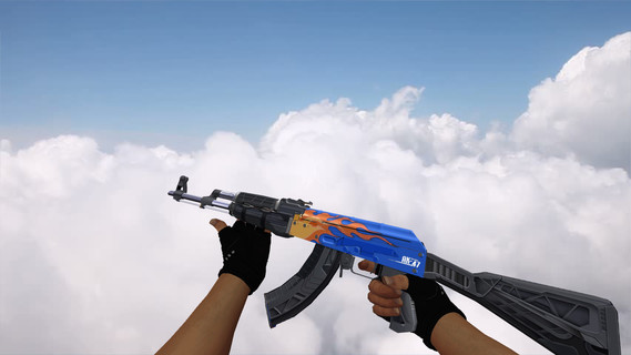 AK-47 Stainless