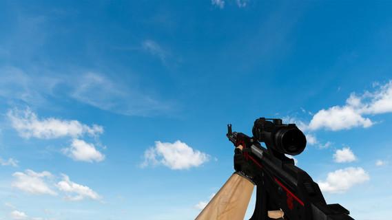 AK74 «Красная линия»