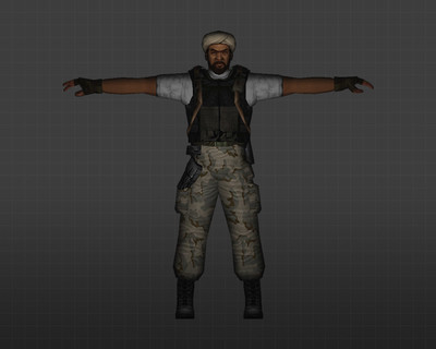 Арабский террорист