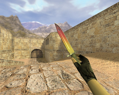Штык-нож Градиент