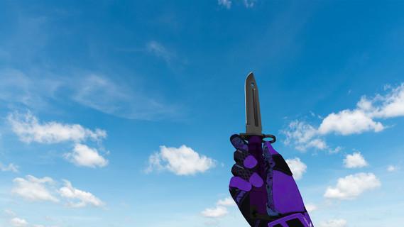 Штык-нож Ультрафиолет