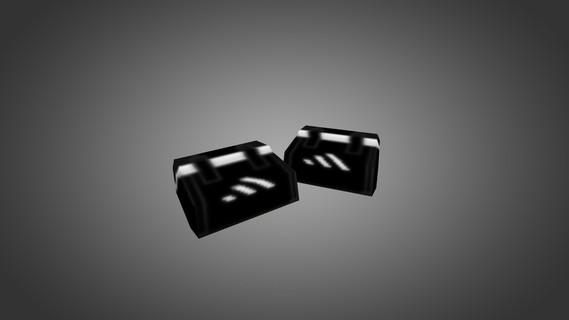 Black Adidas Defuser