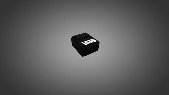 Черный рюкзак Vans