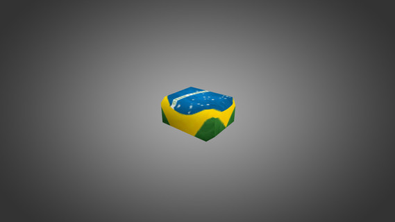 Бразильский рюкзак