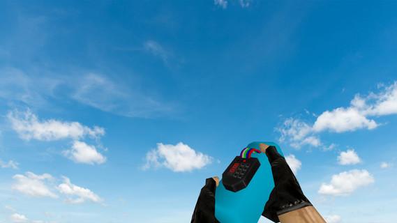 C4 Sky Blue