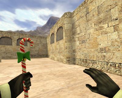 Рождественская конфета