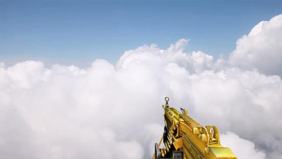 CF FNM249 Minimi Gold
