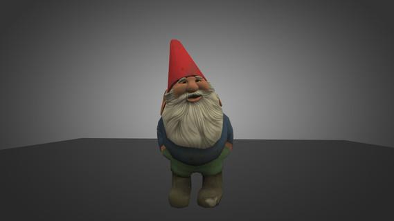 Chompski the Gnome
