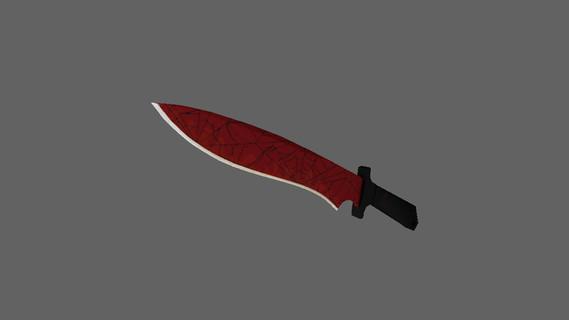 Классический нож | Кровавая паутина