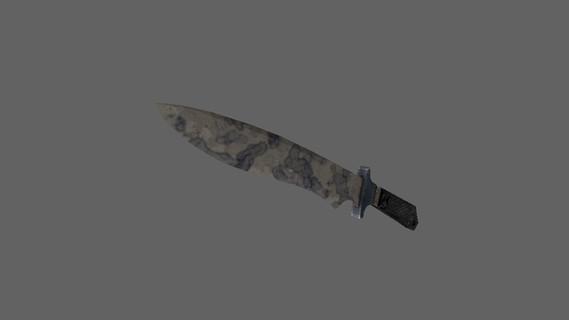 Классический нож | Патина