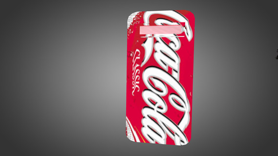 Coca-Cola Shield
