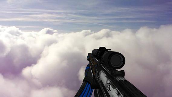 Crysis Gauss Sabot Gun