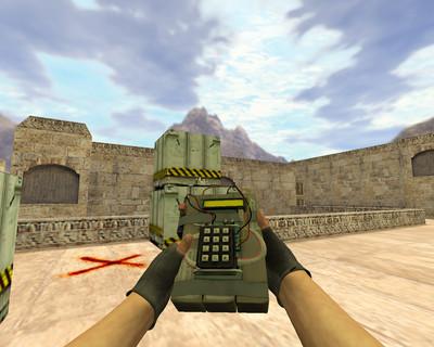 Бомба из CS:GO