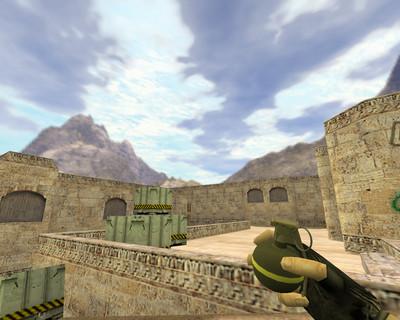 Пак гранат из CS:GO