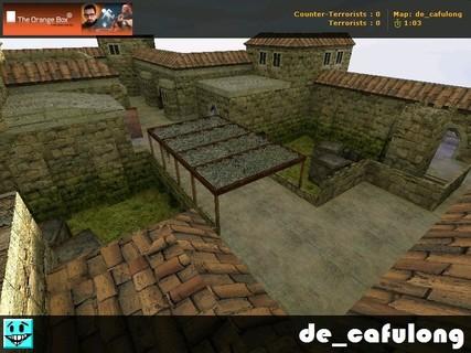 de_cafulong для CS 1.6