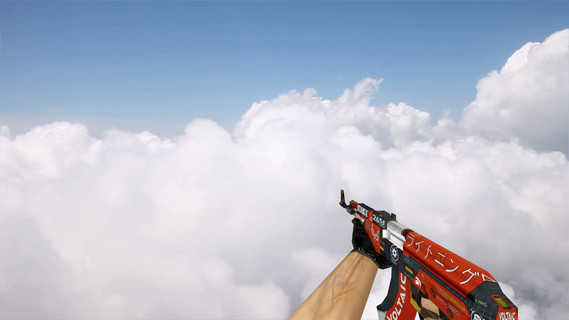 Default AK-47 Bloodsport