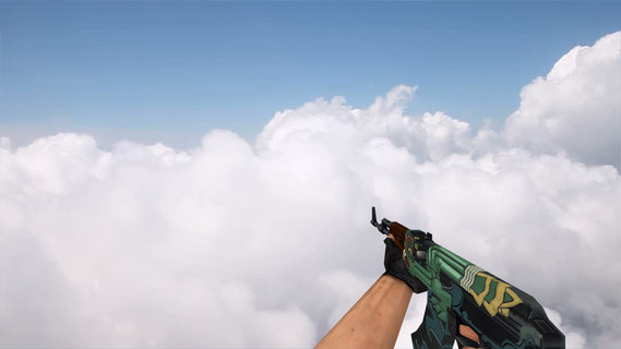 Default AK-47 Fire Serpent