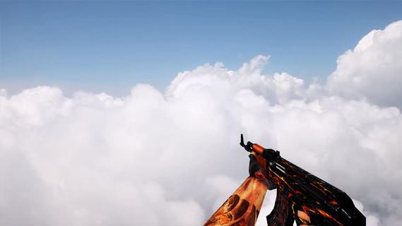 Default AK-47 Fire