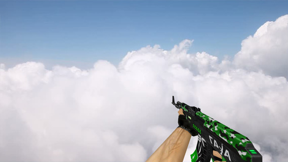 Default AK-47 Grimmjow