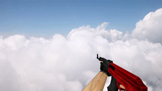 Default AK-47 Ultimate Red