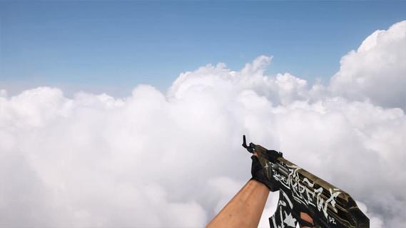 Default AK-47 Wasteland Rebel