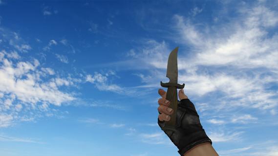 Default CSGO Terrorist Knife