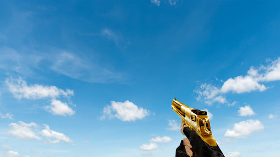 Default Deagle Gold