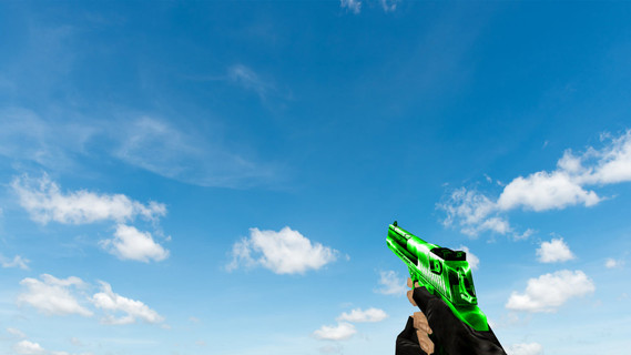Default Deagle Green